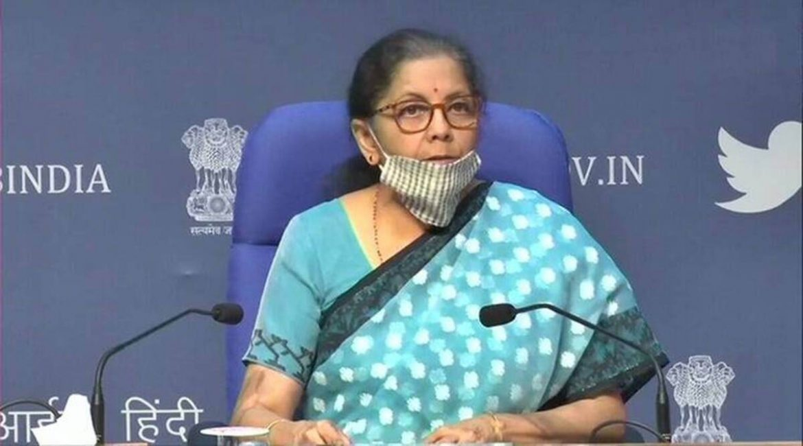 Nirmala Sitharaman LIVE: FM press conference at 3 PM today; credit scheme extension, bad bank on cards