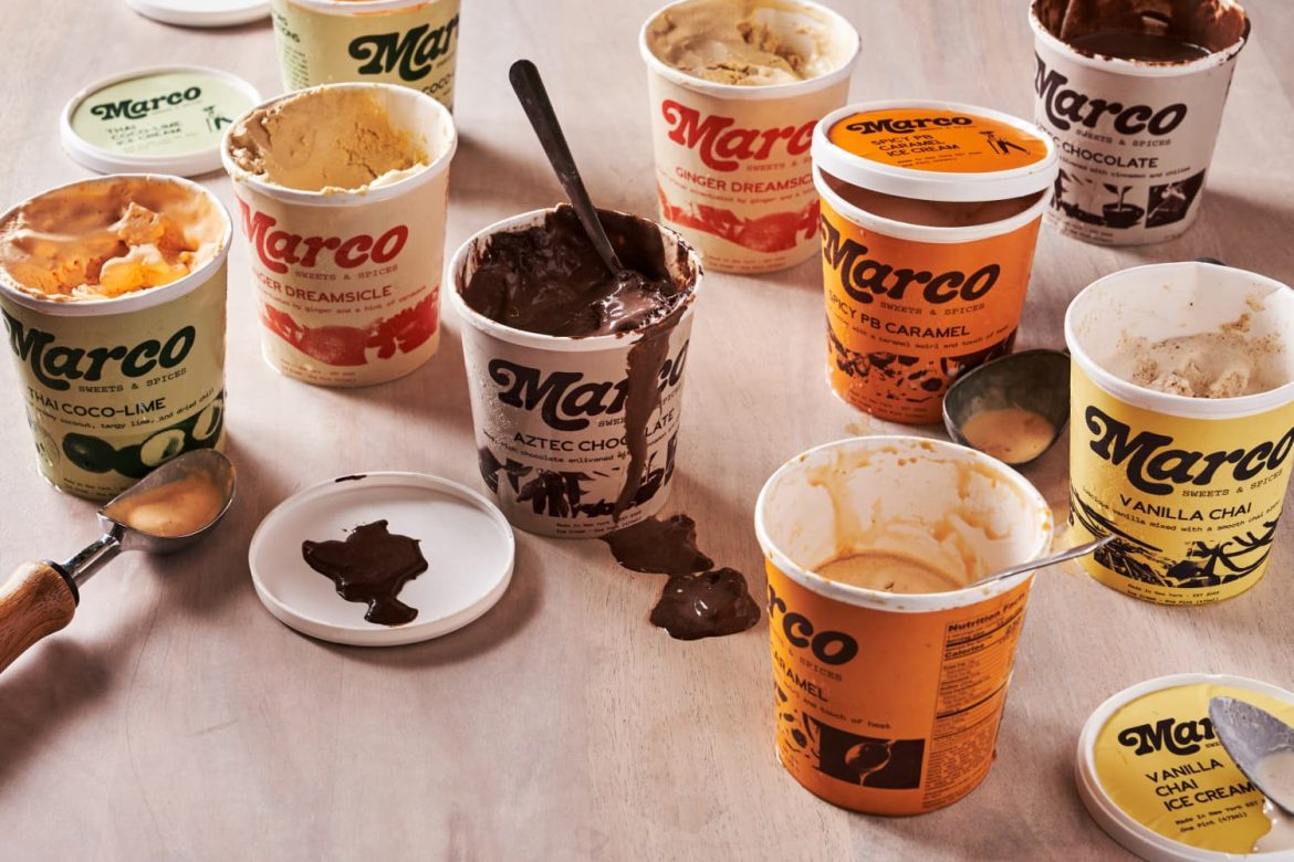 One of Our Favorite Gourmet Ice Cream Brands Just Launched Two New Travel-Inspired Flavors