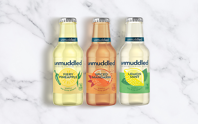 PepsiCo introduces 'bar-quality' mixers