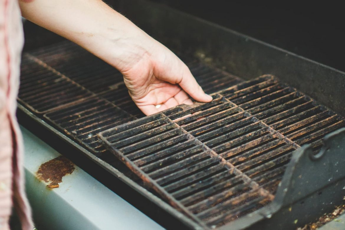 Please Don't Put Grill Grates in the Dishwasher