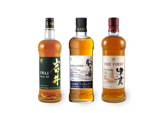Review: Mars Whisky Iwai 45, Komagatake 2020, and Tsunuki the First