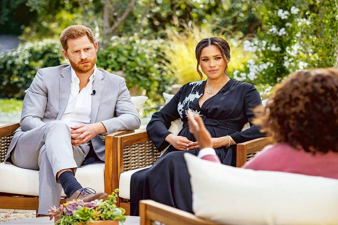 Royal Blues: British royal family's split widens after Prince Harry & Meghan's interview and naming of daughter
