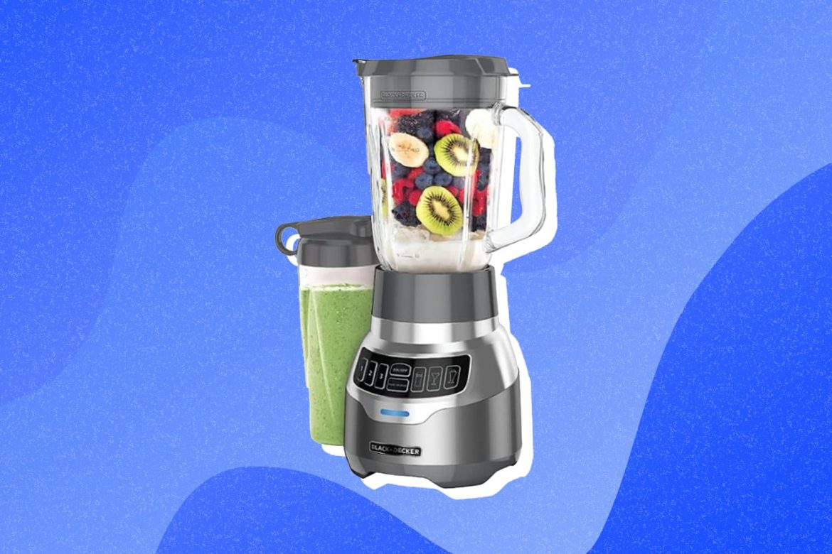 This $50 Quiet Blender Lets You Make Smoothies Without Waking Up the Whole House