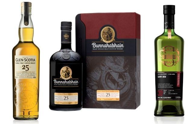 Top 10 award-winning Scotch whiskies