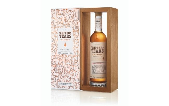 Writers' Tears unveils new cask strength release