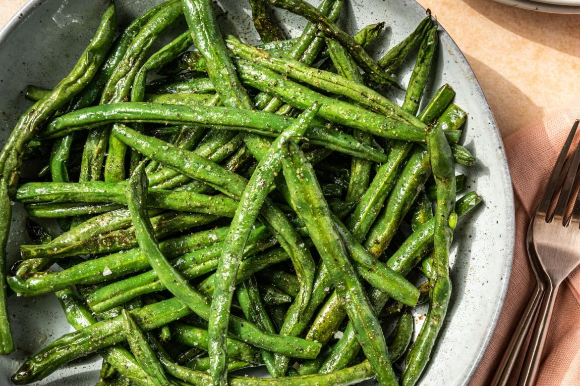 Air Fryer Green Beans Are Impossibly Crisp and Tender