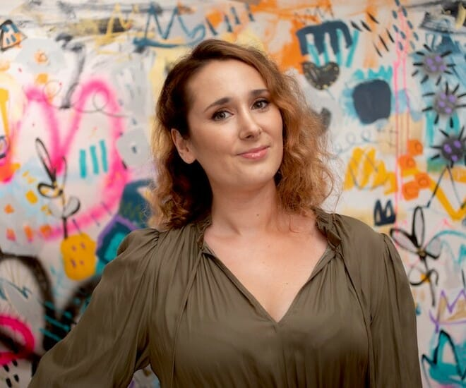 Artist Samantha Redfern: Arts Is Just as Important