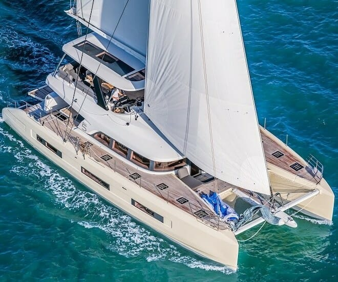 Asia Welcomes Two Catamarans: Lagoon 55 and Sixty 5