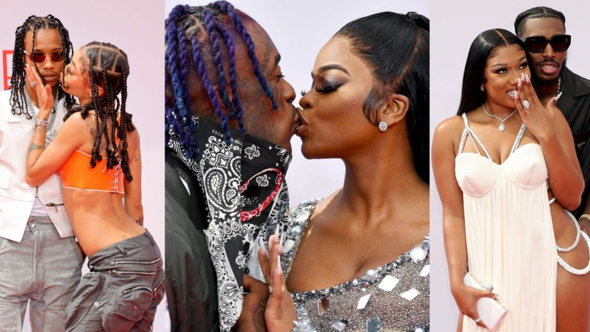 Cutest Couples On The 2021 BET Awards Red Carpet