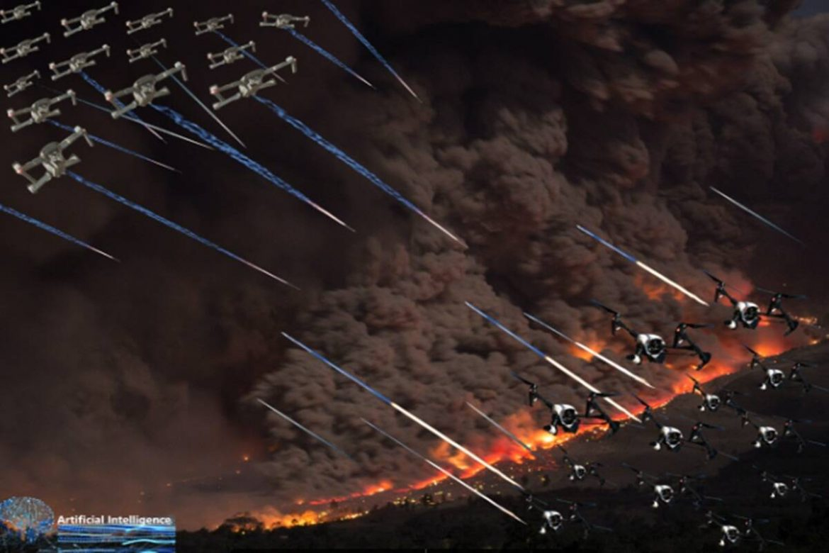 Future wars: Artificial Intelligence, drones and cyber weapons