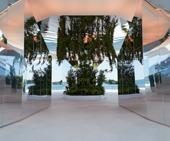 Green Lens: Saint Laurent Partners With Artist Doug Aitken