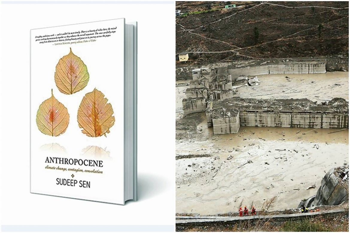Life in Verse   Book Review — Anthropocene: Climate Change, Contagion, Consolation by Sudeep Sen