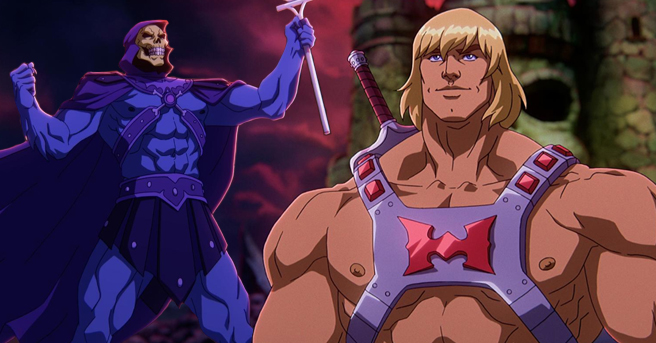 Masters of the Universe: Revelation trailer brings the power back to Eternia