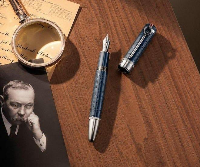 Montblanc Writers Edition: Sherlock Holmes' Sir Arthur Conan Doyle