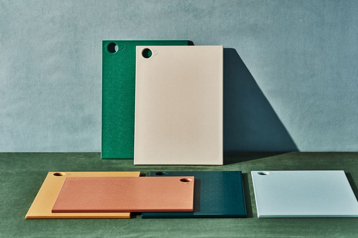 Our Favorite Plastic Cutting Boards Now Come in 3 New, Summery Colors —And They're Sure to Sell Out