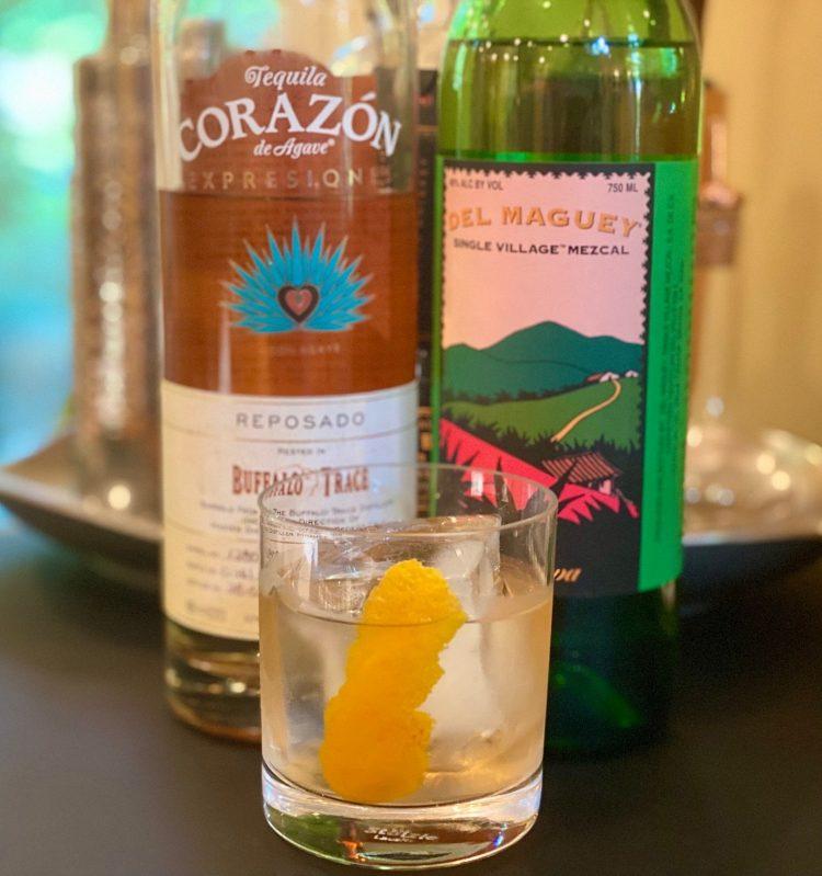 Recipe: Oaxaca Old Fashioned