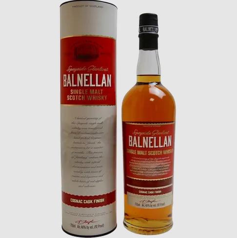 Review: Balnellan Single Malt Cognac Cask Finish