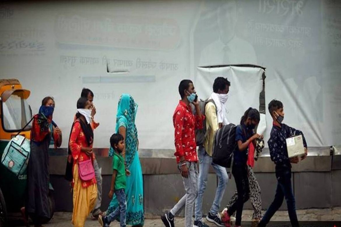 Unemployment rate falls to 7.3% as India unlocks