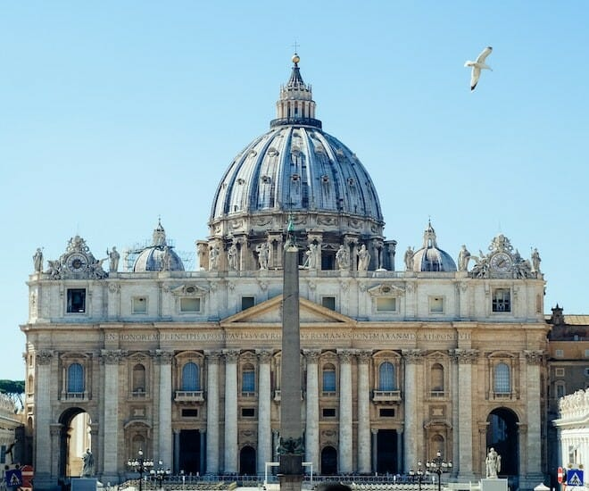 Vatican Reveals Over 5,000 Property Holdings For The First Time