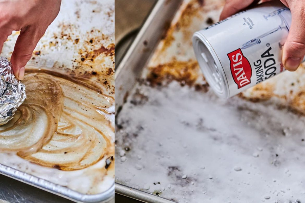 We Tried 5 Methods for Cleaning Baking Sheets and Found a Clear Winner