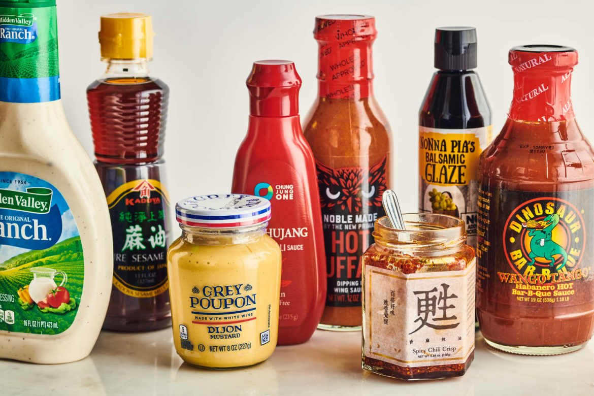 11 Store-Bought Condiments These Registered Dietitians Always Keep on Hand
