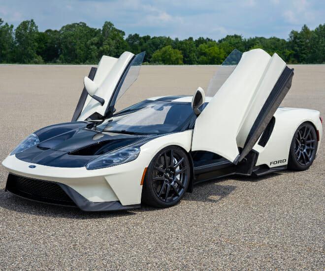 2022 Supercar Spotlight: Lamborghini, Ford, and Acura