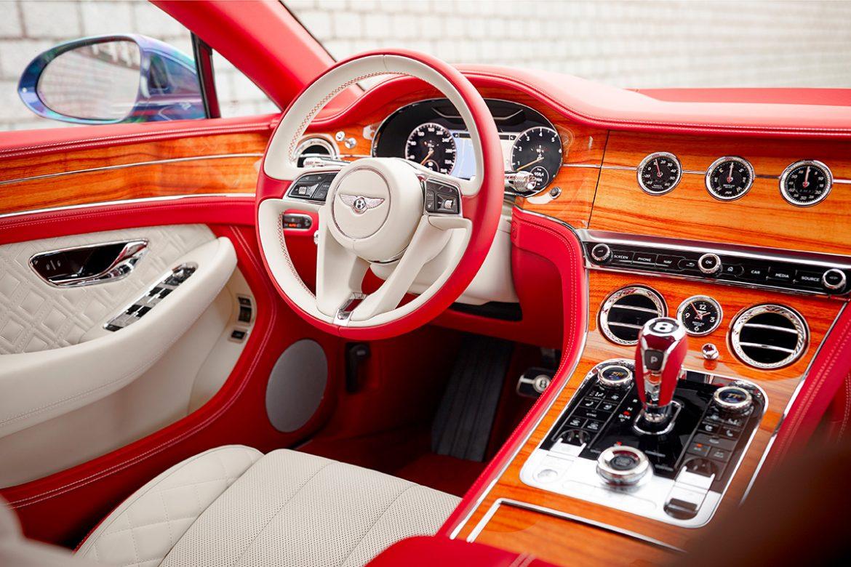 Bentley Design Creates Bespoke Luxury Yacht Design