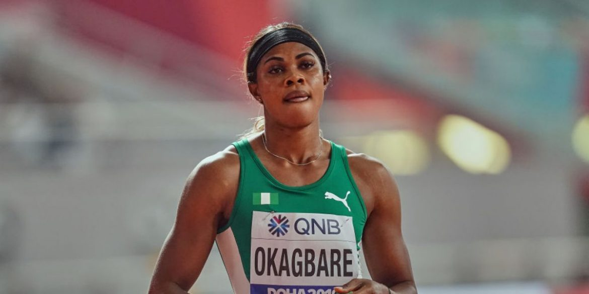 Blessing Okagbare Out Of Olympics Due To Failed Drug Test