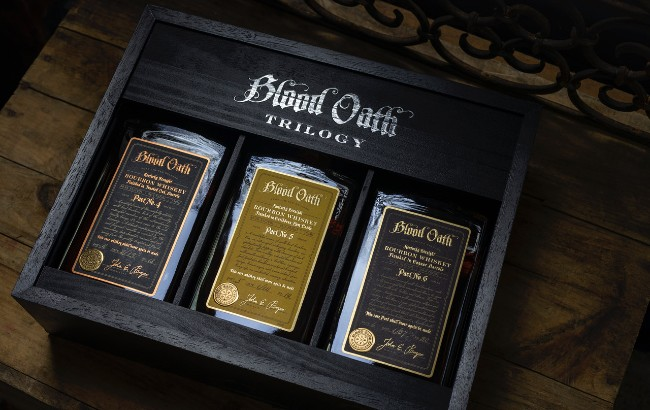 Blood Oath Trilogy Second Edition to launch