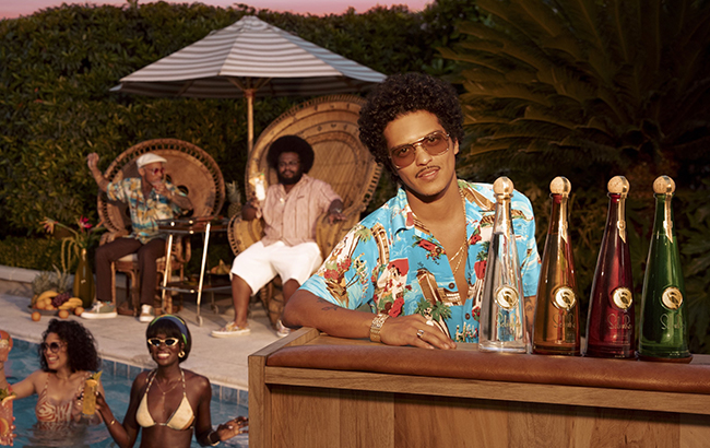 Bruno Mars' Selvarey Rum enters 32 US markets