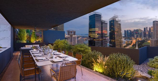 Chasing Premium Properties in Singapore