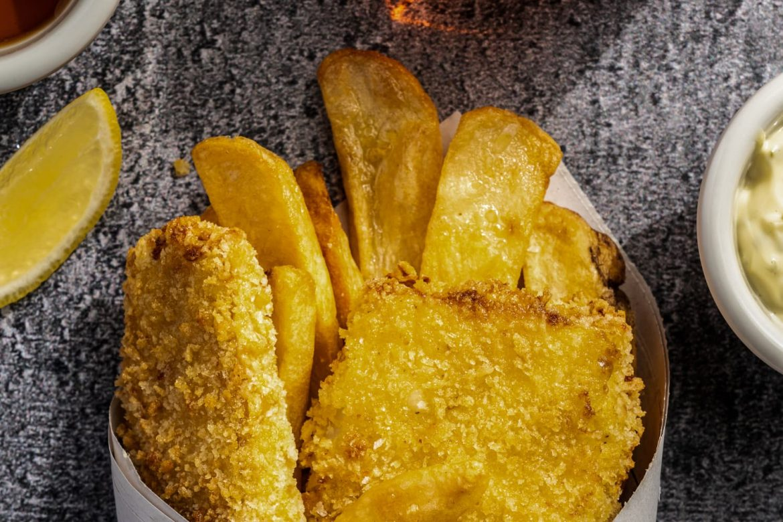 Crispy Air Fryer Fish Is a Better, Grown-Up Version of Fish Sticks