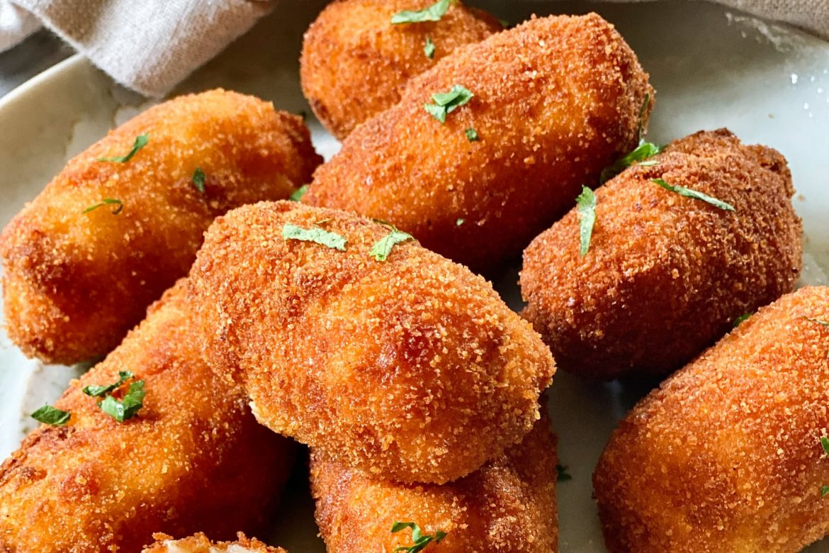 Crispy Croquetas Are Delightfully Easy to Make at Home