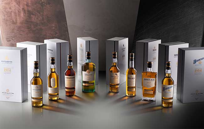 Diageo debuts second Prima & Ultima whisky release