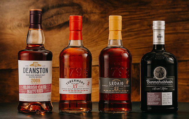 Distell debuts latest limited edition whiskies