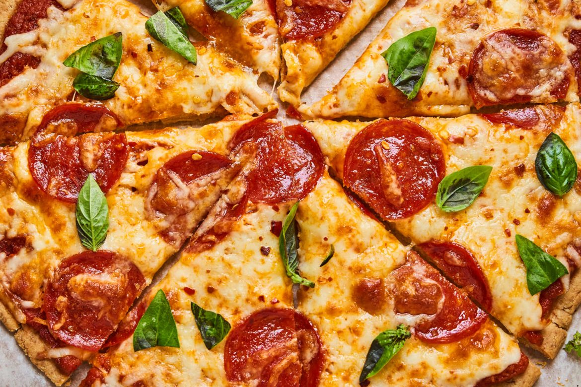 Finally, a Gluten-Free Almond Flour Pizza Crust That Tastes Like Real Pizza
