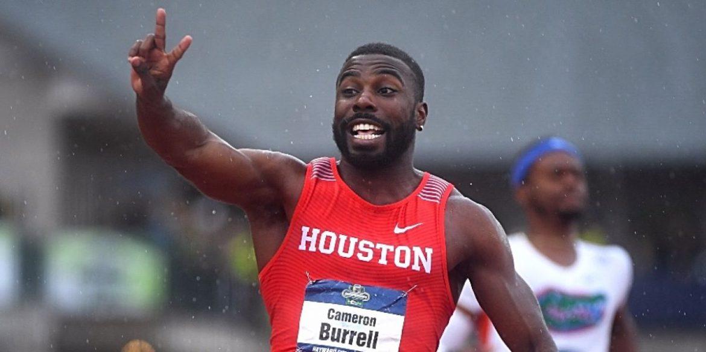 Former NCAA Track Star Cameron Burrell Dead At 26