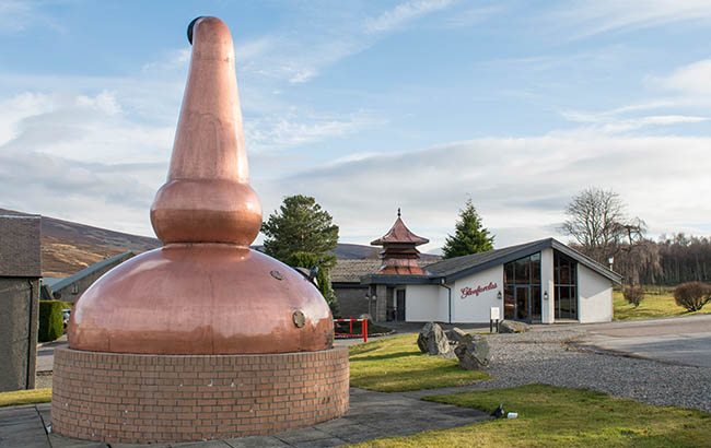 Glenfarclas gains planning approval for new warehouses