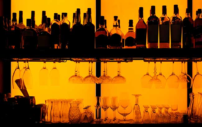 How dark markets could impact booze's biggest players