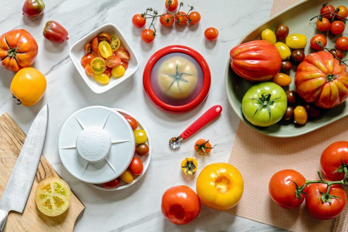 I Tried a Bunch of Gadgets for Tomatoes — And I Think 3 Are Total Must-Haves