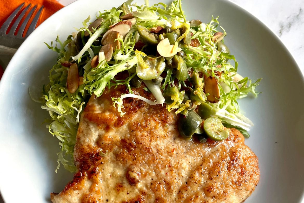It's Time to Add Chicken Paillard to Your Weeknight Rotation
