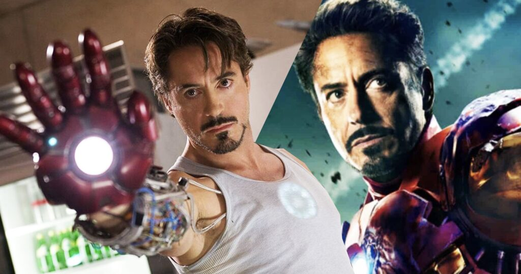Kevin Feige says casting Robert Downey Jr. in Iron Man was the MCU's biggest risk