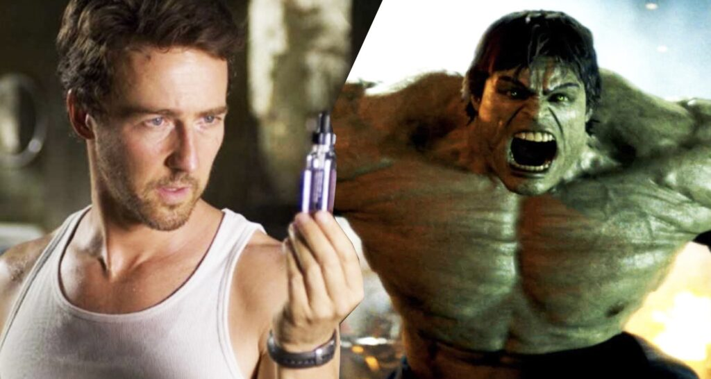 Marvel's What If…? joked about an Edward Norton Incredible Hulk return