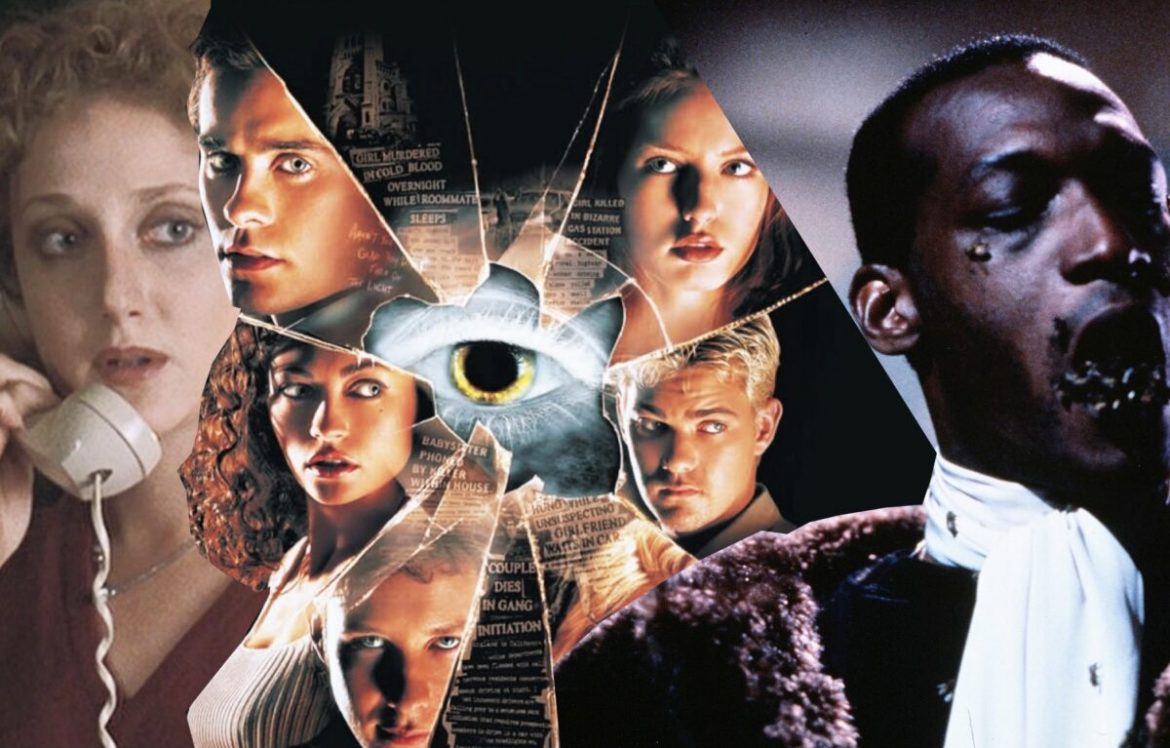 MOVIE POLL: What is your favorite urban legend horror movie?
