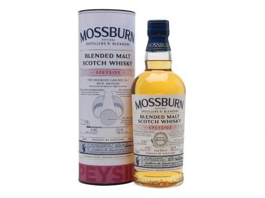 Review: Mossburn Blended Malts – Speyside and Island