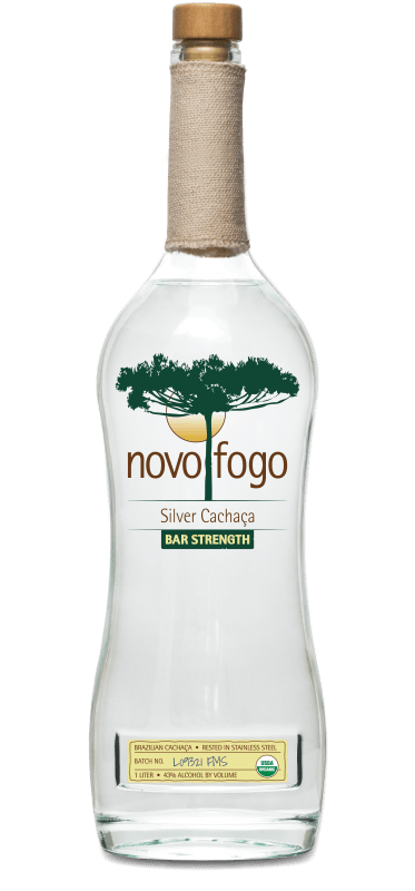 Review: Novo Fogo Silver Cachaca Bar Strength