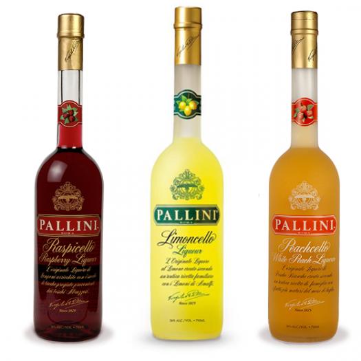 Review: Pallini Limoncello, Peachcello, and Raspicello (2021)
