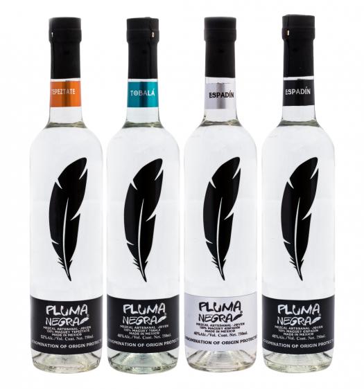 Review: Pluma Negra Mezcal, Complete Lineup