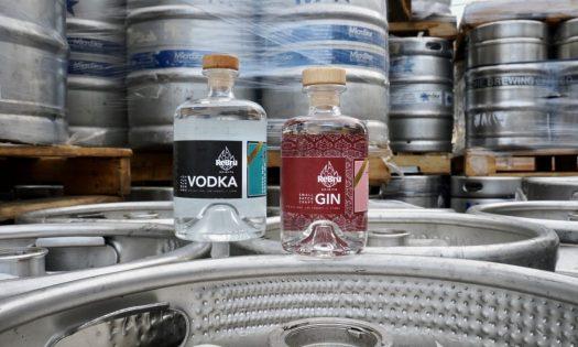 Review: ReBru Vodka, Gin, and Sweetcane