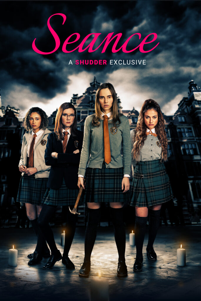 Seance: Suki Waterhouse horror film is coming to Shudder